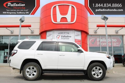Pre-Owned 2015 Toyota 4Runner LOW MILES,FOUR WHEEL DRIVE,BACKUP CAMERA