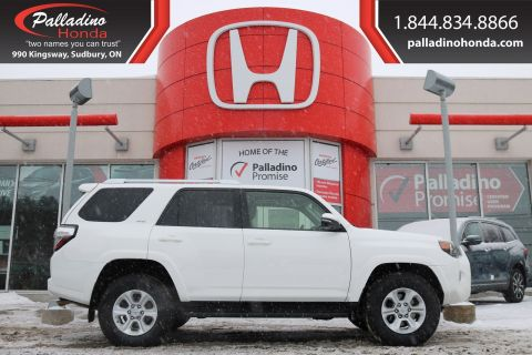 Pre-Owned 2016 Toyota 4Runner SR5-ALL WHEEL DRIVE, THIRD ROW SEATS, NAVIGATION