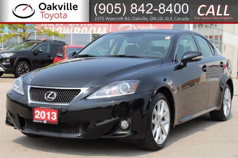 Pre-Owned 2013 Lexus IS 250 AWD with Clean Carfax