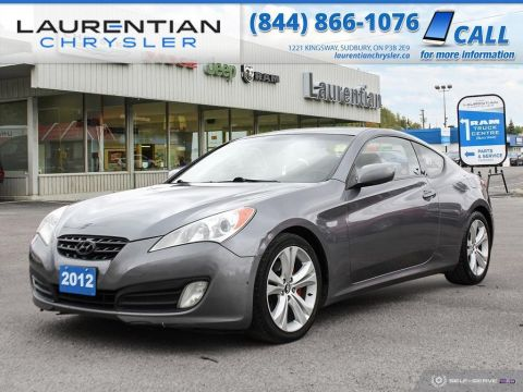 Pre-Owned 2012 Hyundai Genesis Coupe Premium - DRIVE THIS SPORTY COUPE TODAY!!