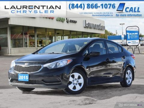 Pre-Owned 2015 Kia Forte LX - COMPACT AND EFFICIENT, NO FACTORY AIR