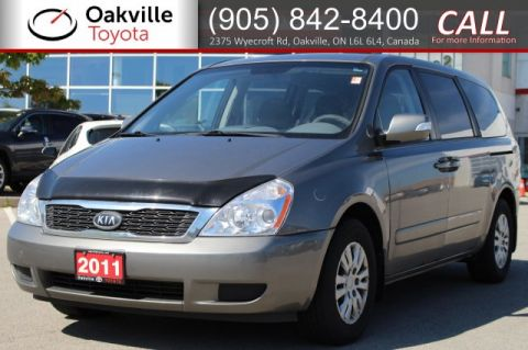 Pre-Owned 2011 Kia Sedona LX with Clean Carfax and One Owner