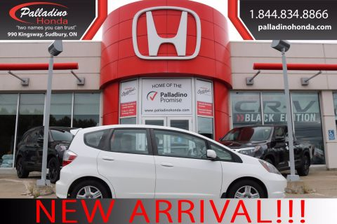 Pre-Owned 2012 Honda Fit LX-CERTIFIED-LOW KM-GREAT CITY CAR FWD Hatchback