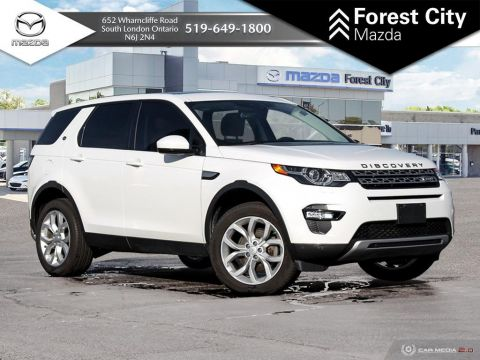 Pre-Owned 2015 Land Rover Discovery Sport | HSE | Leather | Pano-Roof | Navigation