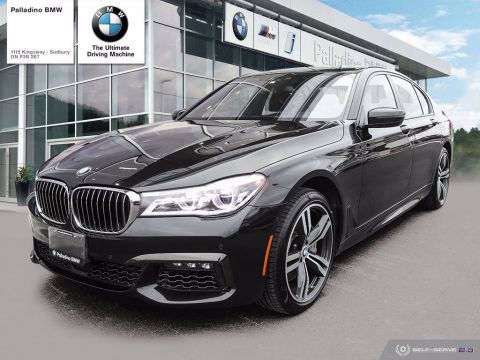 Pre-Owned 2019 BMW 7 Series xDrive 750i Sedan / EXECUTIVE PACKAGE, DYNAMIC HANDLING PACKAGE / DEMO