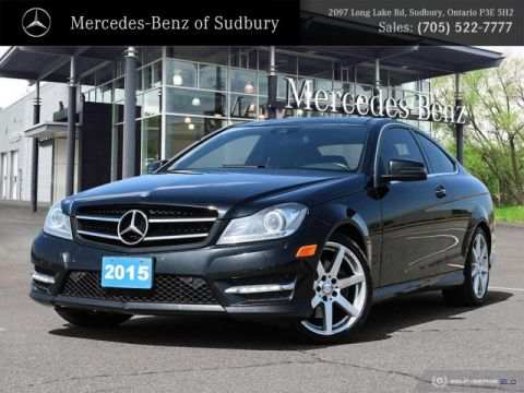 Pre-Owned 2015 Mercedes-Benz C 350 4MATIC