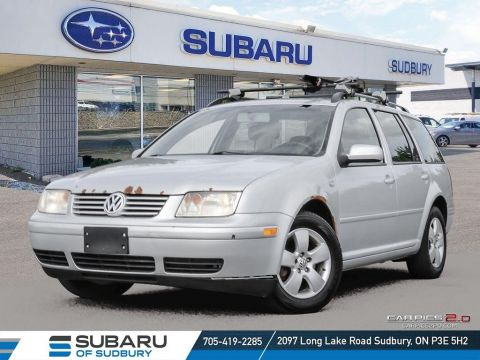 Pre-Owned 2003 Volkswagen Jetta GLS - SELF CERTIFY
